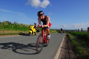 Chester Triathlon Dean evans